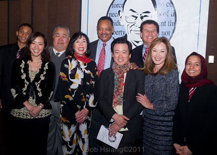 Speakers at First Fred Korematsu Day