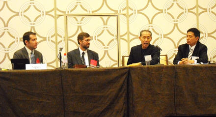 Dale Minami on Panel at NAPABA 2010